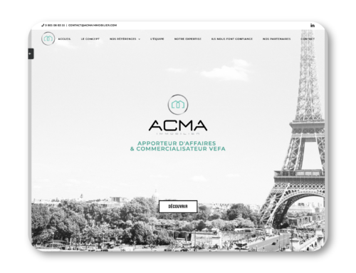 ACMA IMMOBILIER