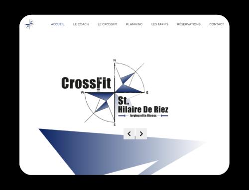 CROSSFIT ST-HILAIRE DE RIEZ